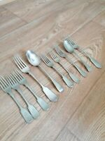 Vintage Collectable Cutlery Spoons And Forks Eldorado Ect Antique Home Decor VGC