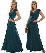 Bodenlange Damenkleider aus Polyester für speziellen Anlass und