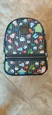 Nightmare Before Christmas Loungefly Mini Backpack