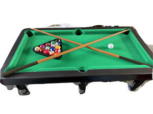 Executive Billiards - Perfect Solutions - Table Top Pool Snooker Desktop Game