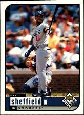 Upper Deck 99 #098 - Dodgers - Gary Sheffield