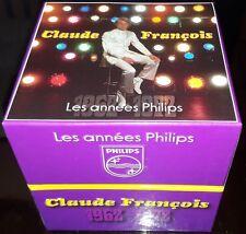 CLAUDE FRANCOIS COFFRET INTEGRALE 38 CD SINGLES 1962/1972 + 1 CD CADEAU