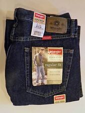 WRANGLER Five Star Premium Denim Straight Leg Jeans (34W, 30L) (NWT, 965T1MR)