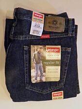 WRANGLER Five Star Premium Denim Straight Leg Jeans (34W, 30L) (NWT, 965T1MR)