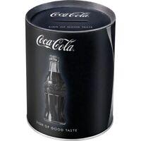Spardose Coca Cola Good Taste,Metall,13 cm ,Money Bank,Neu
