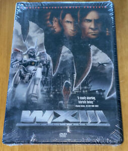 WXIII Wasted 13: Patlabor The Movie 3 Brand New Sealed Rare Pioneer Geneon Anime