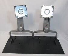 "Lot of 2 Dell 0RM361 / 0GG217 17""-24"" Monitor Stand for E-series Docks FREE SHIP"