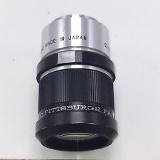 Tominon-16P f/1.4 50mm Projector Lens Diameter Good, Used