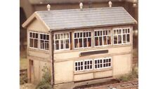 RATIO N SCALE GWR WOODEN SIGNAL BOX RT223