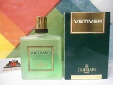 VINTAGE OLD FORMULA GUERLAIN VETIVER REFRESHING BODY SPLASH  6.8 OZ / 200 ML