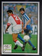 Panini Voetbal '94 - Sonny Silooy vs Leeroy Echteld Inleiding #2