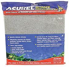 Acurel Llc Nitrate Reducing Media Pad Aquarium & Pond Filter Accessory, 10x18in