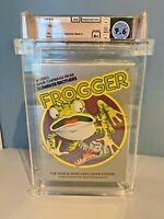 FROGGER - WATA 9.6 A+ ** Atari 2600 - Parker Brothers - NEW ** Graded ** Sealed