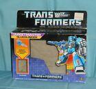 original G1 Transformers targetmaster SLUGSLINGER empty BOX (only)