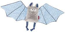 Sigikid Schnuffeltuch Fledermaus 41099 Baby Schmusetuch Bite me Stofftuch Spiel