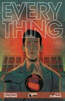 EVERYTHING #3 DARK HORSE COMICS COVER A 1ST PRINT