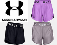 """Under Armour Women's Shorts Play Up 5"""" Short Run Work Out Yoga FREE SHIP 1355791"""