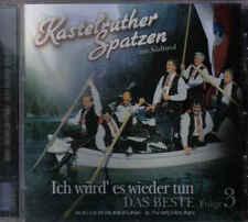 Kastelruther Spatzen-Das Beste Folge 3 cd Album