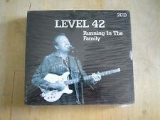 album 2 cd level 42 running in the family