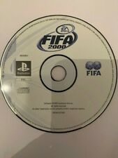 FIFA 2000 for Sony PlayStation 1 PS1 PSOne Football Soccer Game Disc Only