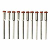 10Pcs 2.35mm Screw Mandrel Shank Cut-off Wheel Holder V3T7 V4J1 For-R Tool N1O4