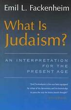 What Is Judaism?: An Interpretation for the Present Age (Library of Jewish Philo