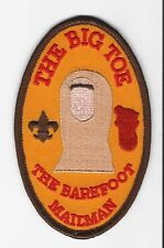 BOY SCOUT  THE BAREFOOT MAILMAN TRAIL  BIG TOE PP      FL
