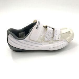 Shimano RP2W Womens Road Cycling Biking Shoes White 42