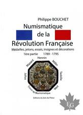 NUMISMATIQUE DE LA RÉVOLUTION FRANÇAISE