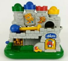 Chicco Castelinho Multicolor Balls Activity Castle Pounder with Mallet