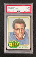 Chicago Bears Walter Payton 1976 Topps #148 PSA 3.5 Vg+ Rookie Card Rc