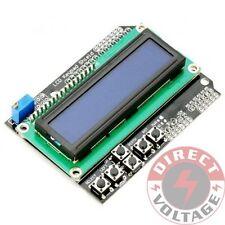 LCD1602 Keypad Board Shield Blue Backlight For Arduino Mega2560 UNO R3