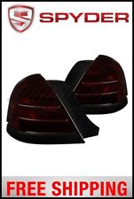 Spyder Xtune Ford Crown Victoria 1999-2011 Tail Light Red Smoked