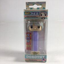 Golden Girls Funko POP! PEZ Dorothy Candy Dispenser (Refer To Box Condition)