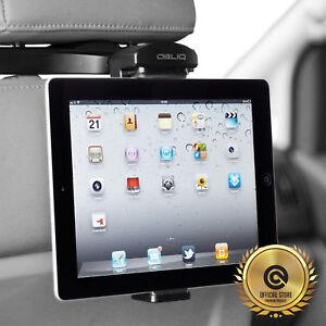 """iPad mini/Air/Pro Galaxy Tab Tablet Headrest One Touch Mount Holder[Obliq] 7-11"""""""