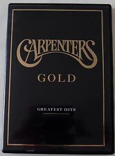 THE CARPENTERS / GOLD / GREATEST HITS 1970-1981 / DVD