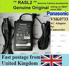 PANASONIC Original Adaptor VSK0733 HDC- SD900 HS900 TM900 SD800 HS800 HC-X920