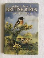 A Third Book of BRITISH BIRDS and their nests Vintage Ladybird In Unclipped DJ
