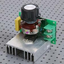 AC 110V 3800W Voltage Regulator  Speed Controller Temperature Dimmer Transformer