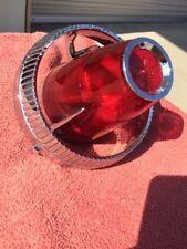 1960 Chrysler Imperial Tail Light Lamp Lens Bezel Ring Housing