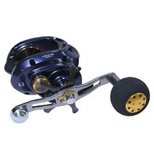 Daiwa Lexa HD Right Hand 6.3:1 Power Handle Baitcast Reel - LEXA-HD400H-P