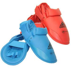 adidas Karate WKF Foot Instep Guard