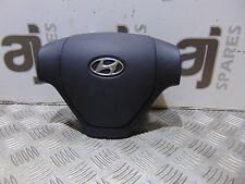 HYUNDAI COUPE 1.6 PETROL 2008 DRIVERS STEERING WHEEL AIR BAG (SOME MARKS)
