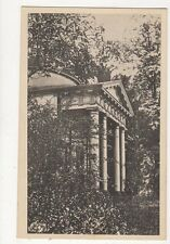 Royal Botanic Gardens Kew Temple of Bellona Vintage Postcard 297a
