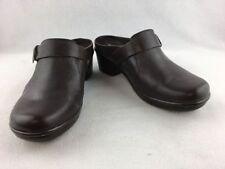 Leather Clogs Medium (B, M) 7.5 Flats & Oxfords for Women