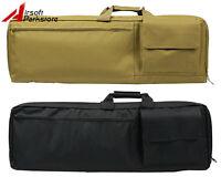 """85CM/33"""" Tactical Soft Padded Rifle Gun Shotgun Carry Case Shoulder Bag Hunting"""