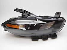 New OEM Right HID Head Lamp W/ Black Background Dodge Dart 68292808Ab Excellent
