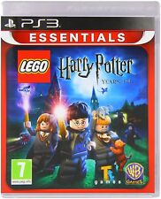 PS3 GAME LEGO Harry Potter Die Jahre 1-4 1 - 4 for PlayStation 3 NEW