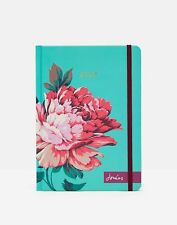 Joules Home A5 2022 Diary - Teal Floral - One Size