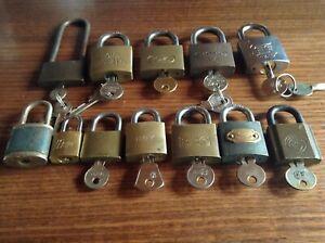 Bulk Padlocks with keys, Locksport